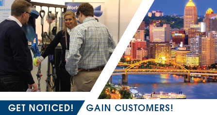 Stand out at AISTech!