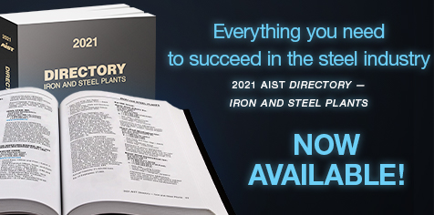 Order the 2021 Directory — Iron and Steel Plants