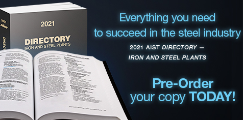 Pre-Order the 2021 Directory — Iron and Steel Plants