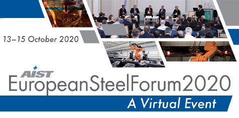 The AIST European Steel Forum is going virtual!