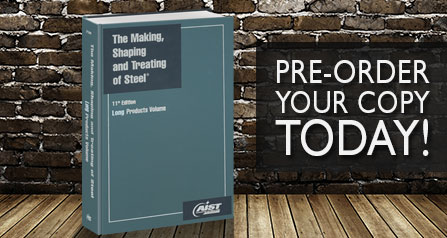 The Making, Shaping and Treating of Steel®, Long Products Volume