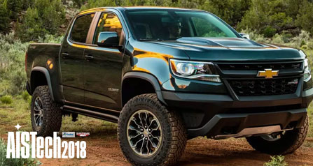 AISTech 2018 Chevy™ Colorado Truck Giveaway