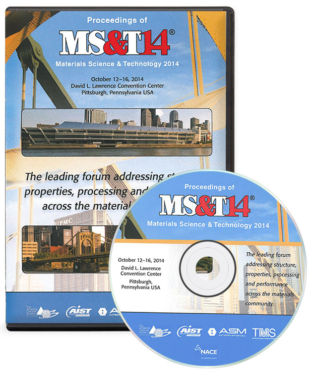 2014 MS&T Conference Proceedings