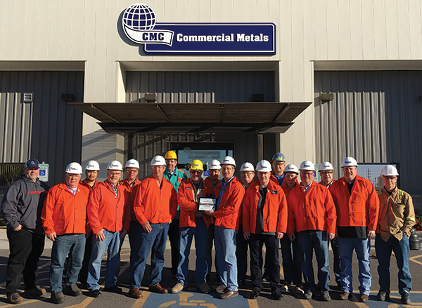 Commercial Metals Company Picture